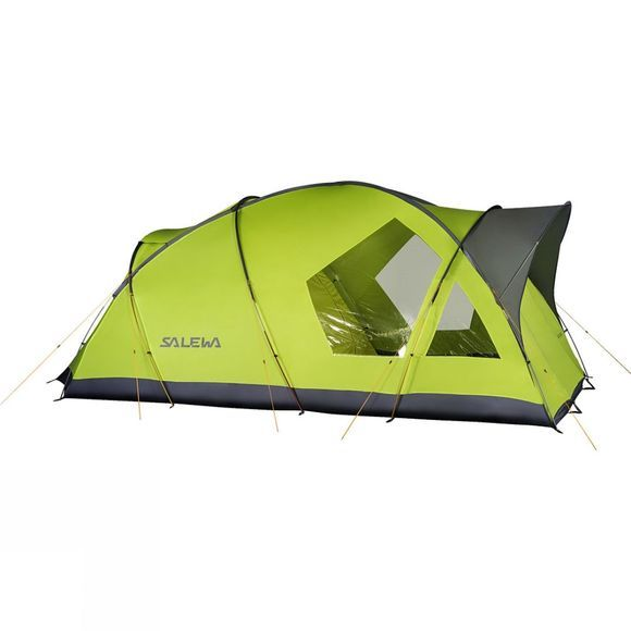 Salewa Alpine Lodge IV Tent Cactus / Grey
