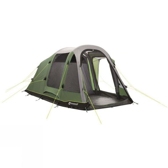 Outwell Reddick 4A Tent Green/Grey
