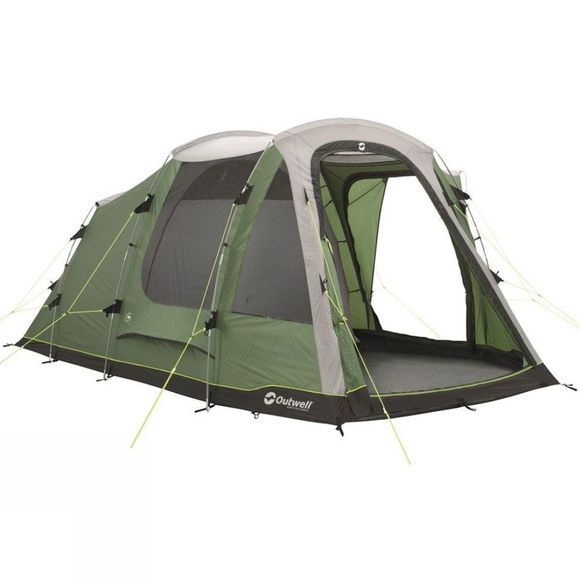 Outwell Dayton 4 Person Tent Green/Grey