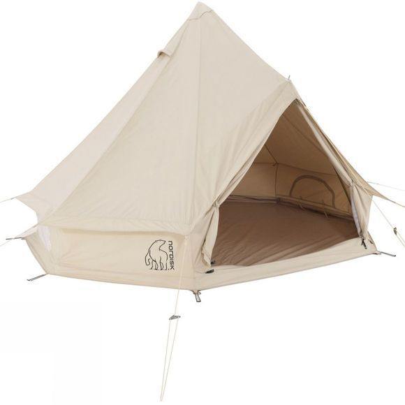Nordisk Asgard 7.1 TC Tent with Sewn In Floor Natural