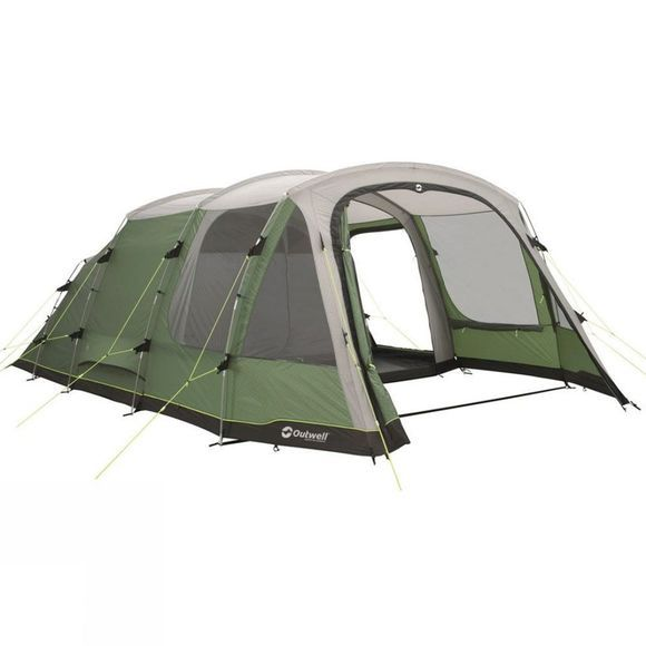 Outwell Collingwood 6 Person Tent Green/Grey
