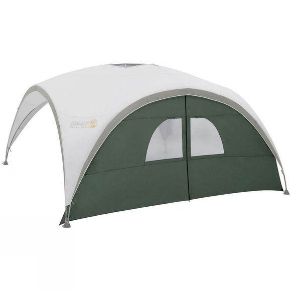 Coleman Event Shelter Sunwall Door 15x15ft Green
