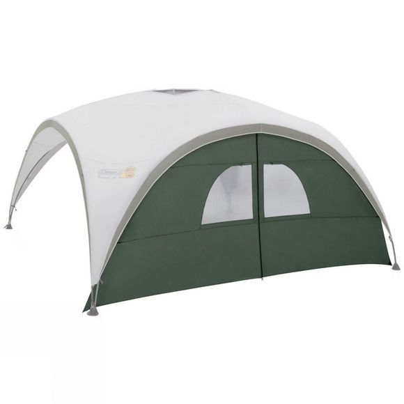Coleman Event Shelter Sunwall Door 12x12ft Green