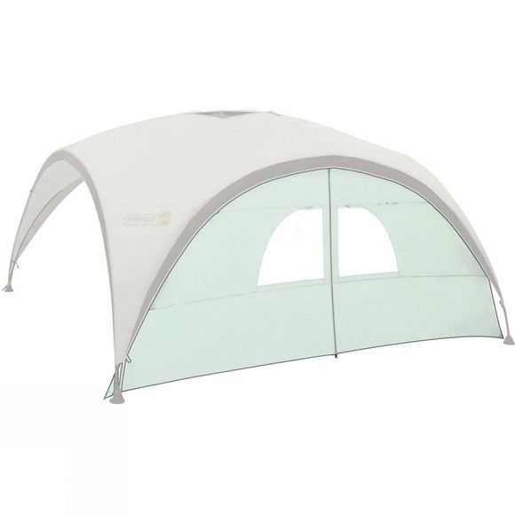 Coleman Event Shelter Pro M Sunwall with Door Silver