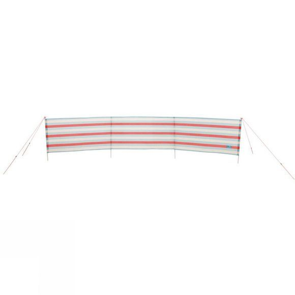 Easy Camp Shore Windbreak Blue and Red Stripe