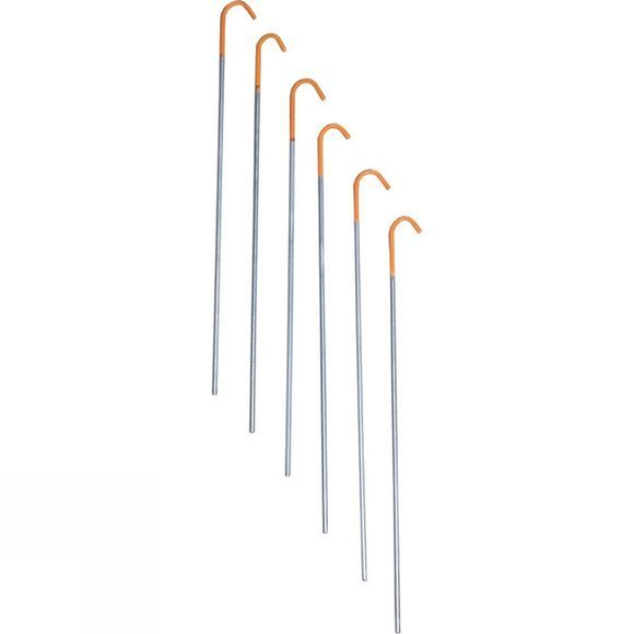Titanium Pegs (Pack of 6)