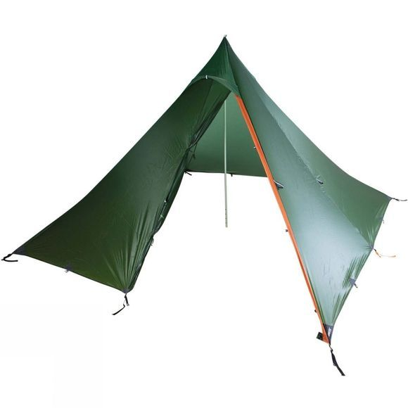 WickiUp 4 Flysheet and Pole