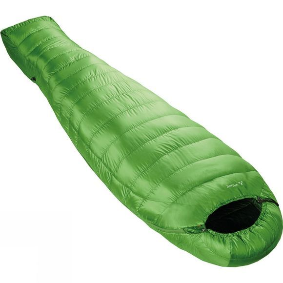 Vaude Rotstein 200 Down Sleeping Bag Apple