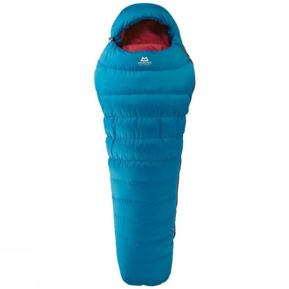 Mountain Equipment Women's Classic 300 Regular Sleeping Bag Neptune