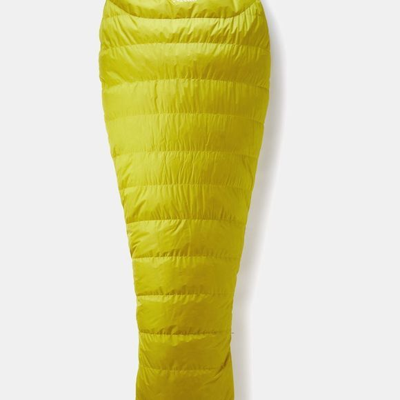 Rab Alpine Pro 200 XL Sleeping Bag Sulphur / Steel