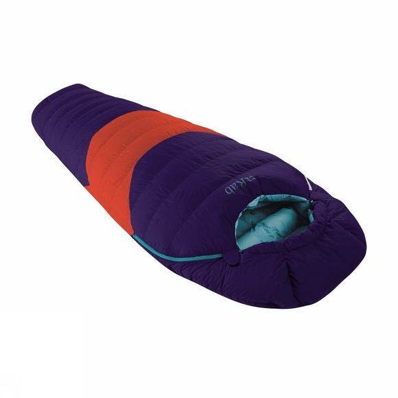 Rab Womens Morpheus 3 Sleeping Bag Nightshade