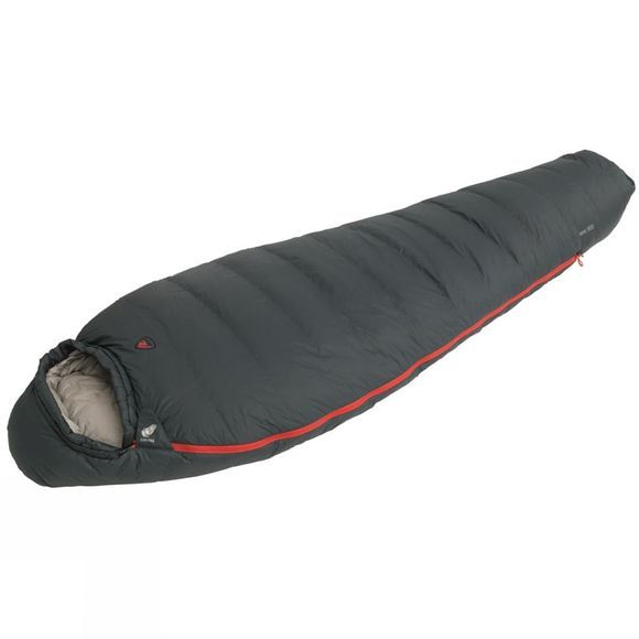 Robens Serac 300 Sleeping Bag Black/Grey