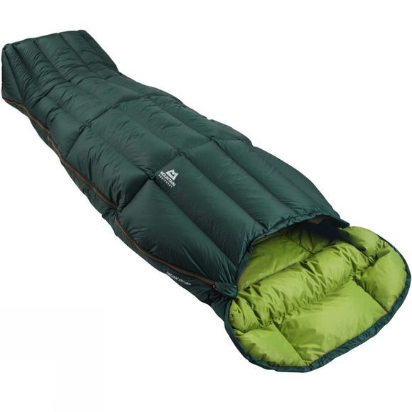 Mountain Equipment Mens Dreamcatcher Sleeping Bag Regular Pinegrove / Cedar