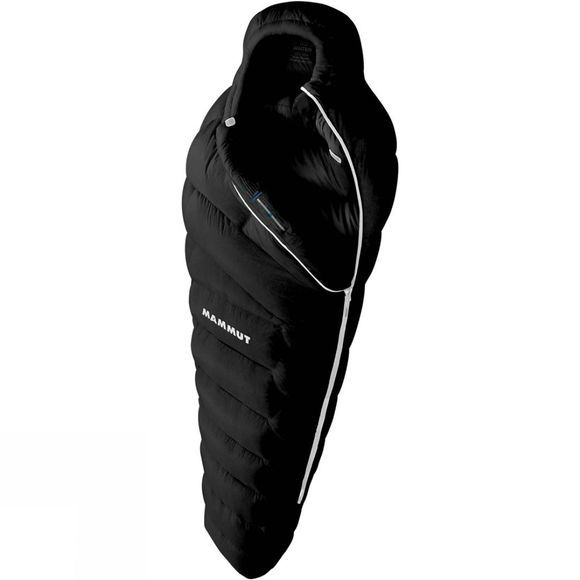 Mammut ASP Down Winter 195 Sleeping Bag Black
