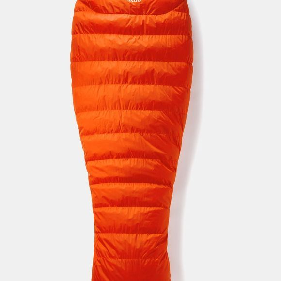 Rab Alpine Pro 800 Sleeping Bag Firecracker / Steel