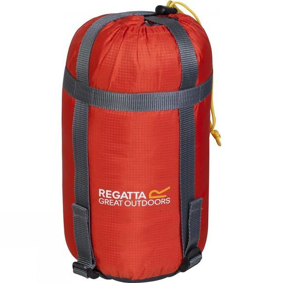 Regatta Hilo Ultralite 750 Sleeping Bag Amber Glow