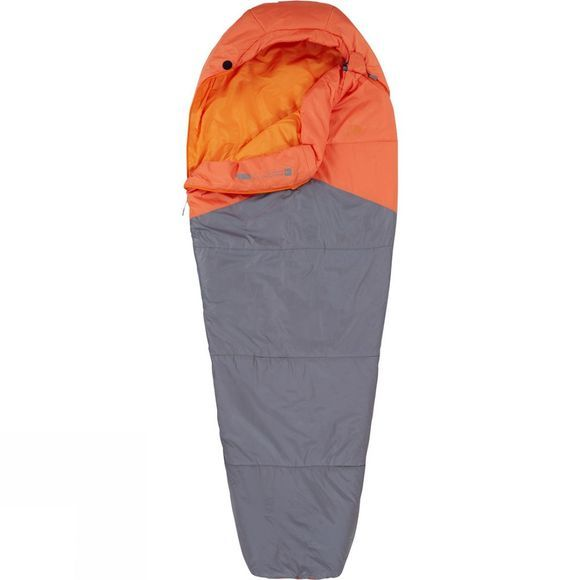 The North Face Aleutian 35/2 Long Sleeping Bag Monarch Orange / Zinc Grey