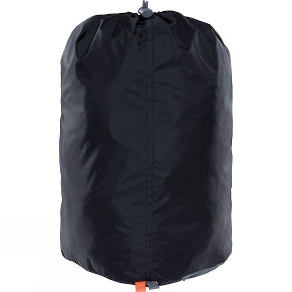 The North Face Aleutian 35/2 Regular Sleeping Bag Monarch Orange / Zinc Grey