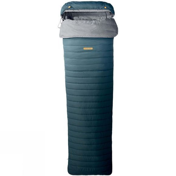 Mammut Creon MTI Spring 195 Sleeping Bag Dark Chill