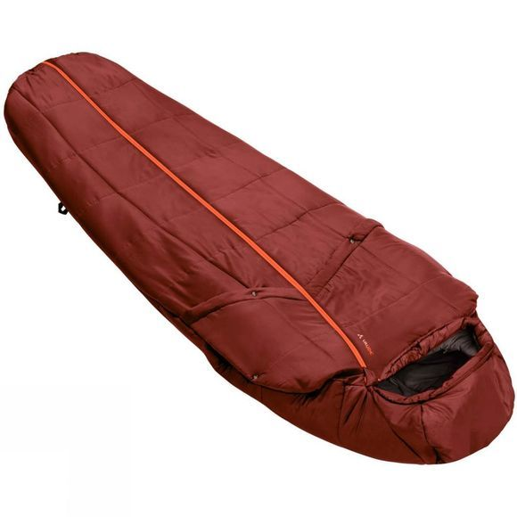 Vaude Gampl?t 250 SYN Sleeping Bag Cherrywood