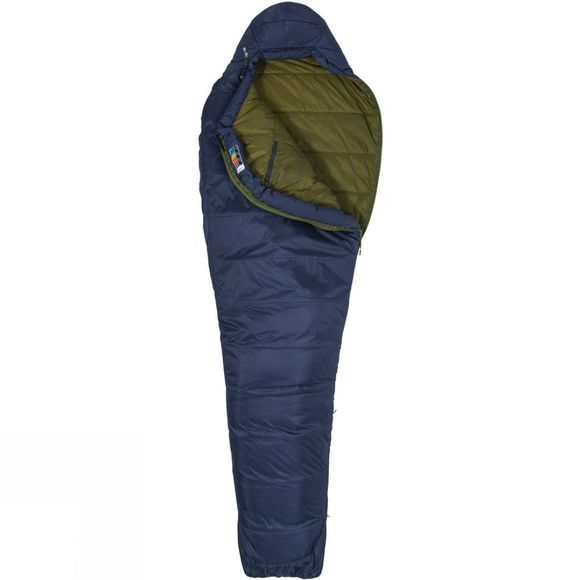 Marmot Mens Ultra Elite 30 Sleeping Bag Dark Steel/Military Green