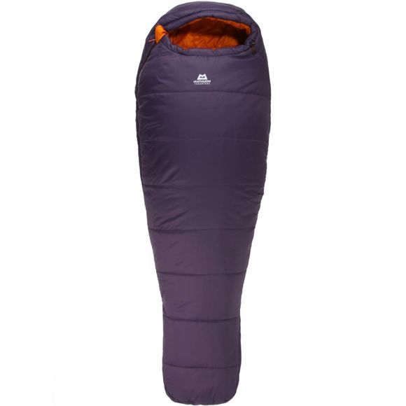 Mountain Equipment Womens Starlight II Sleeping Bag Regular Aubergine / Blaze