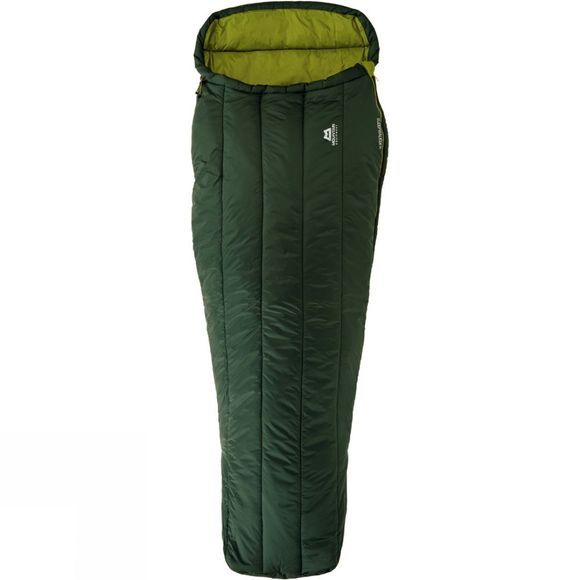 Mountain Equipment Mens Sleepwalker III Sleeping Bag Regular Pinegrove / Cedar