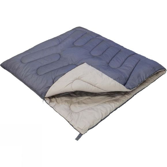 Vango California 56 oz Sleeping Bag Grey Texture