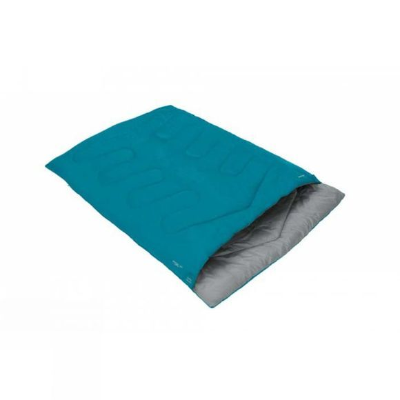 Vango Ember Double Sleeping Bag Bondi Blue