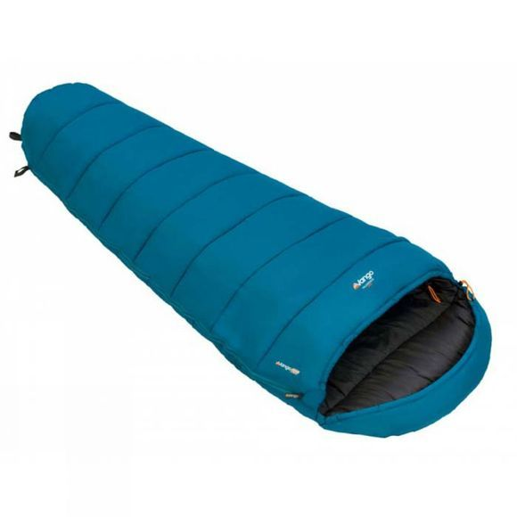 Vango Wilderness 250S Sleeping Bag Bondi Blue