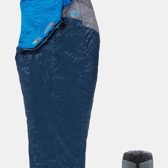 The North Face Cat's Meow Sleeping Bag Long Blue Wing Teal/Zinc Grey