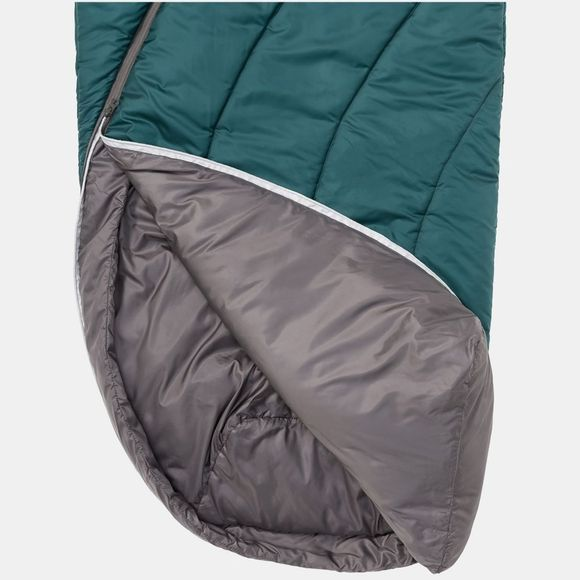 Jack Wolfskin Re Smoozip (0) Teal Green