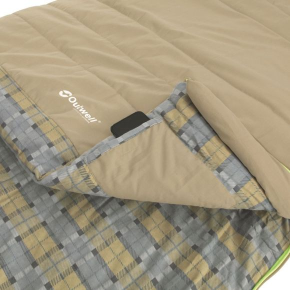 Outwell Commodore Sleeping Bag Beige