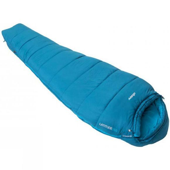 Vango Latitude 300 Sleeping Bag Thunder Blue