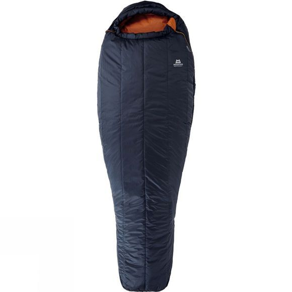 Mountain Equipment Mens Nova II Sleeping Bag Regular Cosmos / Blaze