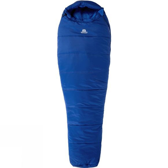 Mountain Equipment Mens Starlight III Sleeping Bag Long Sodalite / Light Ocean