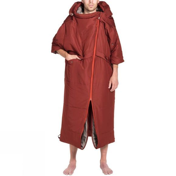 Vaude Gamplüt 800 SYN Sleeping Bag Cherrywood
