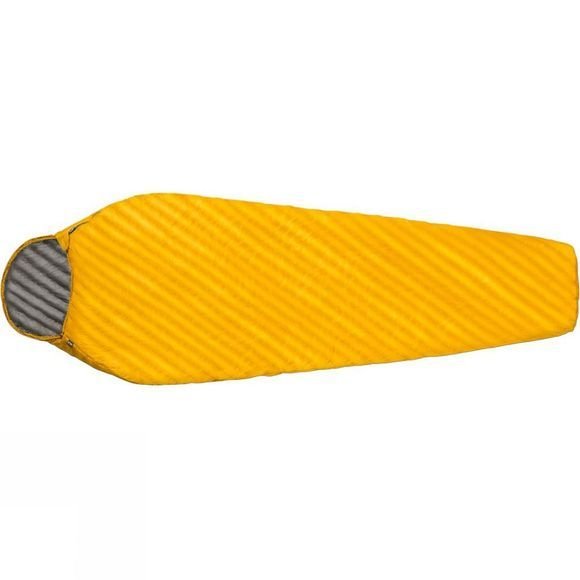 Jack Wolfskin Airflake 0 Sleeping Bag Large Burly Yellow Xt