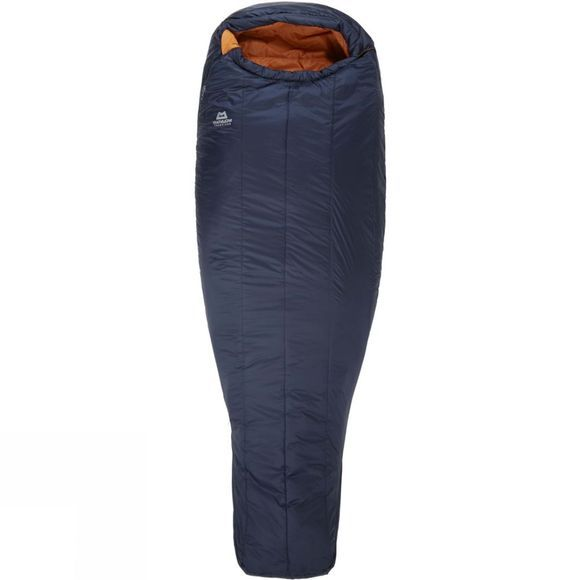 Mountain Equipment Mens Nova III Sleeping Bag Regular Cosmos / Blaze