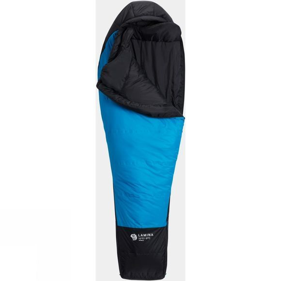Mountain Hardwear Lamina 15F/-9C Extra Long Sleeping Bag Electric Sky