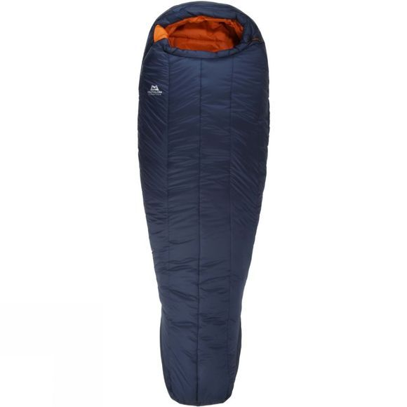 Mountain Equipment Mens Nova IV Sleeping Bag Regular Cosmos / Blaze