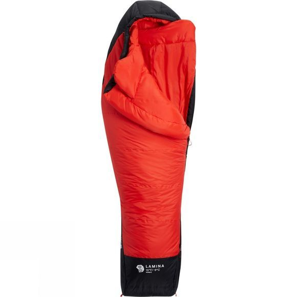 Mountain Hardwear Womens Lamina 15F/-9C Regular Sleeping Bag Poppy Red