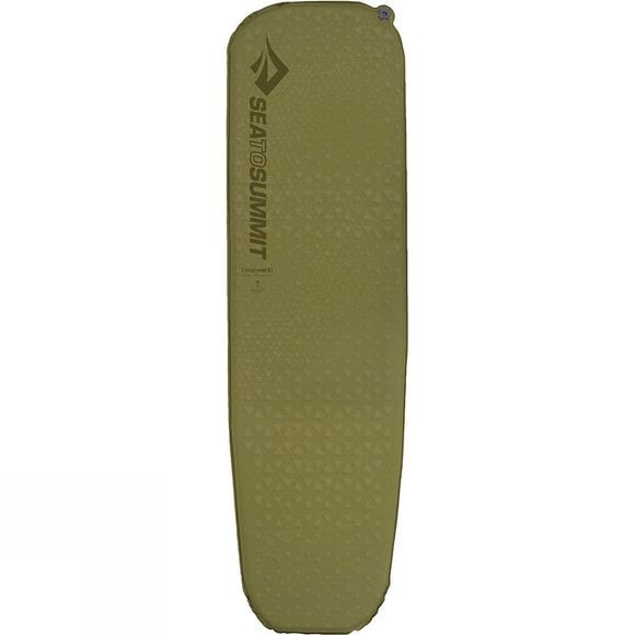 Sea to Summit Camp Mat Self Inflating Large Olive