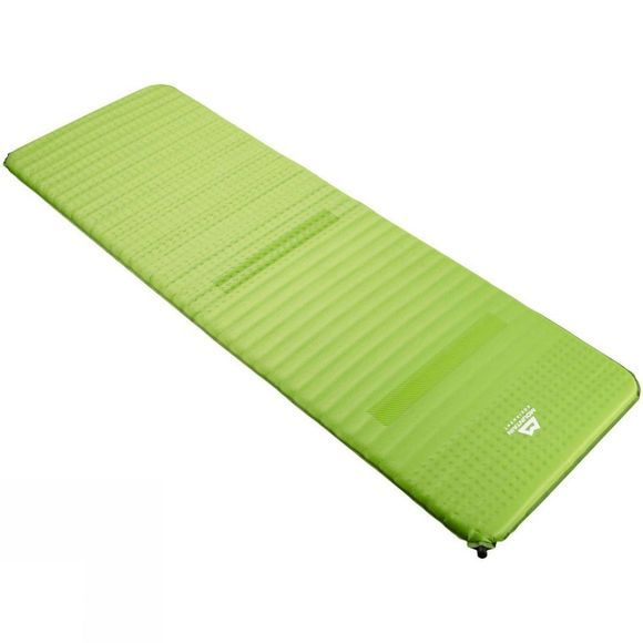 Mountain Equipment Classic Comfort 3.8 Mat Regular Leaf Green