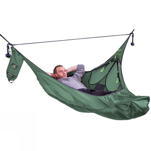 Amok Draumr 3.0 Complete Hammock and Tarp No Colour