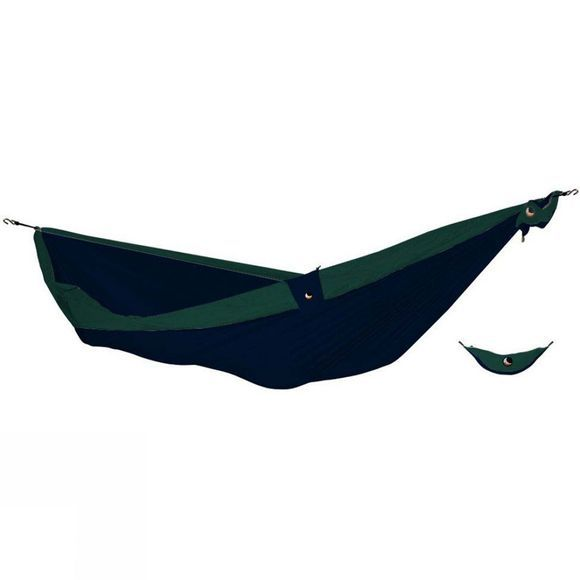 Ticket To The Moon Original Hammock Navy Blue/Dark Green