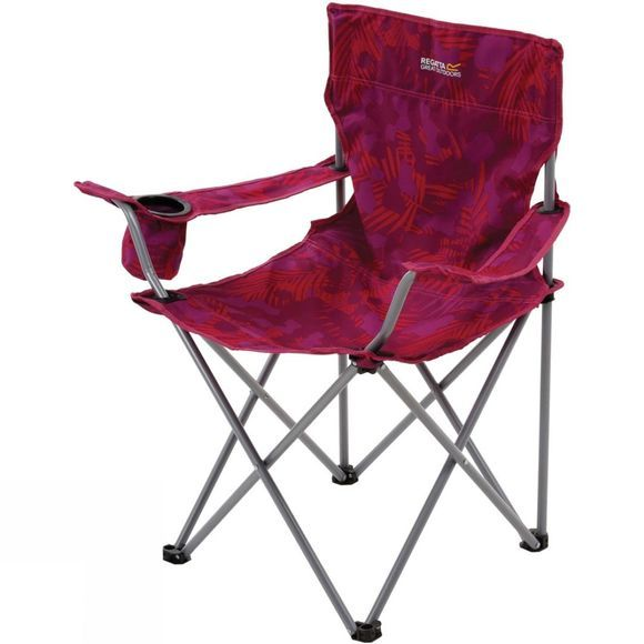 Regatta Isla Chair Pink Tropical
