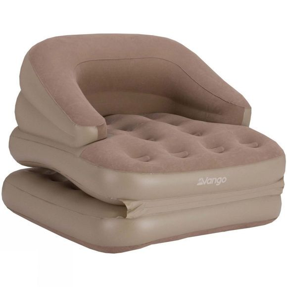 Vango Inflatable Sofa Bed Single Nutmeg