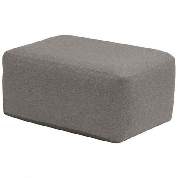 Outwell Lake Erie Inflatable Footstool Light Grey