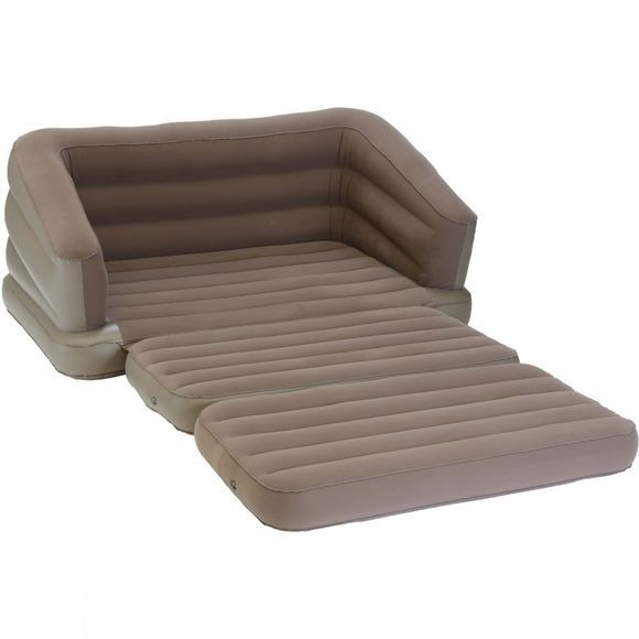 Vango Inflatable Double Sofabed Nutmeg
